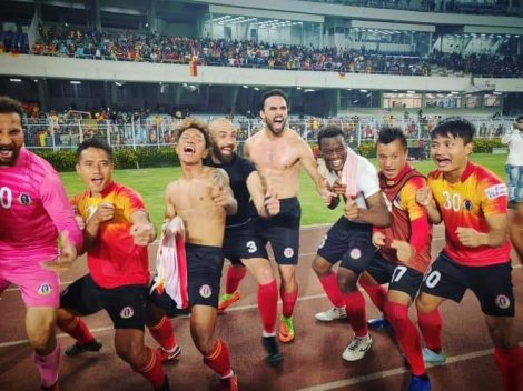 East Bengal derby win