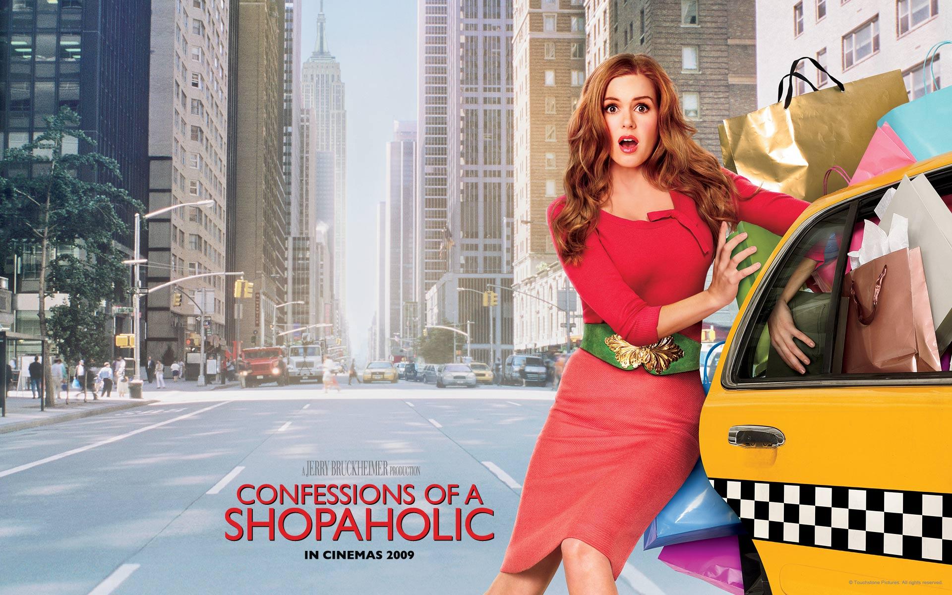 Shopaholic Rebecca and Confessions of a Shopaholic