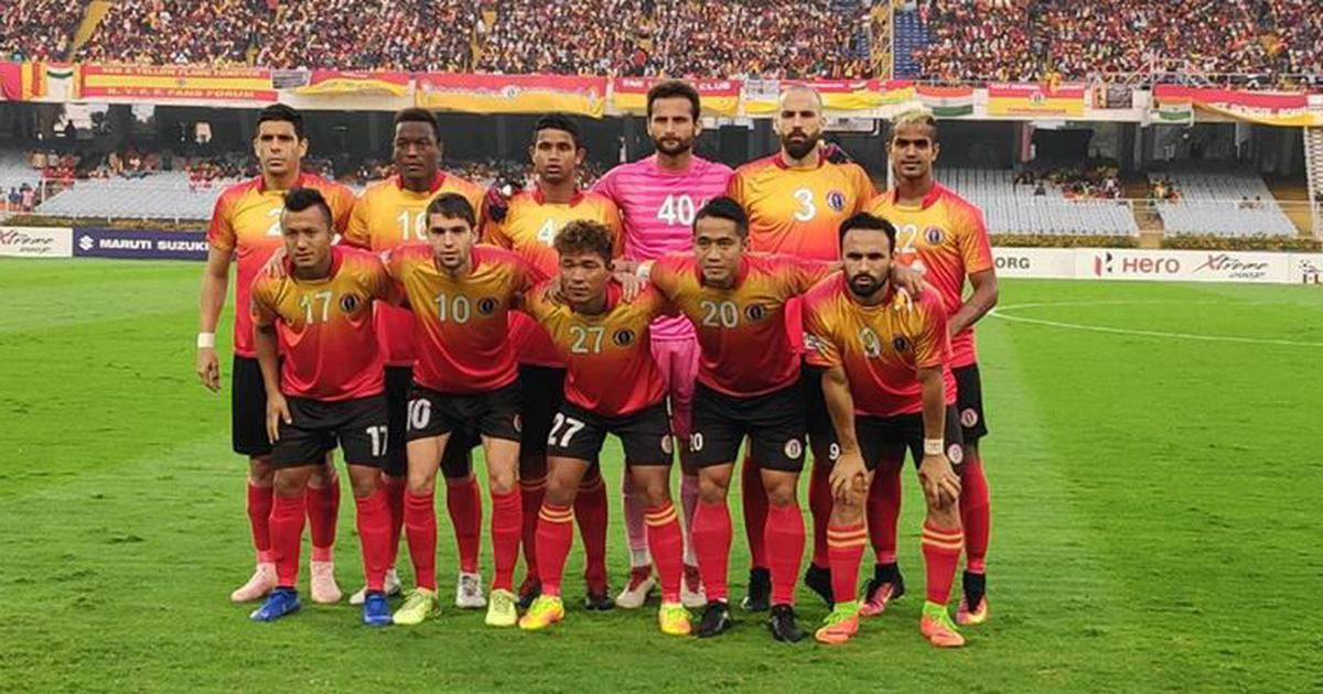 I-League title hopes kept alive by East Bengal.