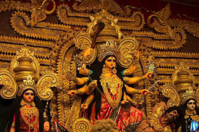 Durga Puja During Covid-19